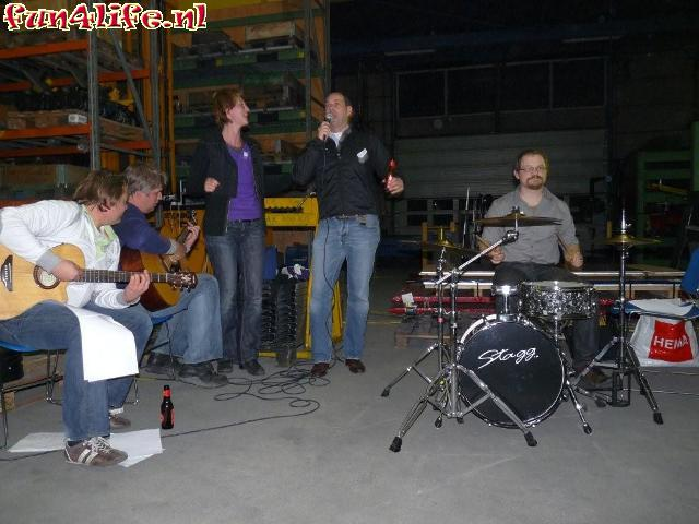 Trekwerk band